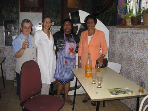 Dra. Adélcia, esposa do Presidente da Republica de Cabo Verde